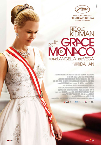 locandina Grace Kelly