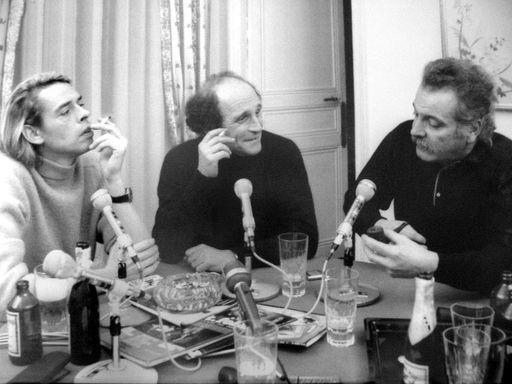 Brel, Brassens e Ferré