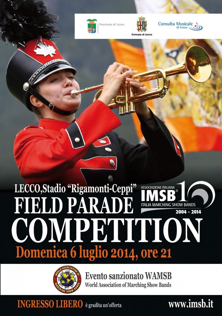 field parade