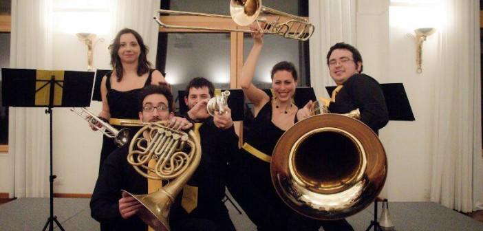 wacky brass quintet