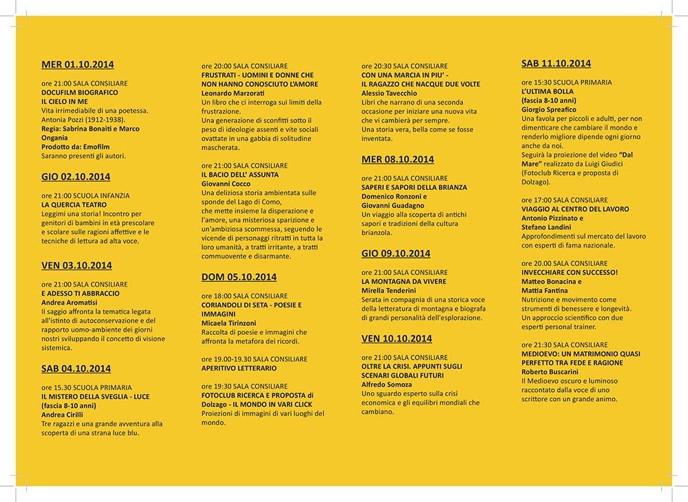 Volantino Librarsi 2014-2