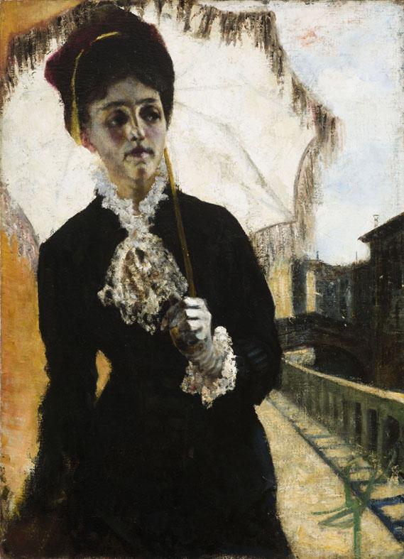 """""""Ritratto della signora Torelli"""""""