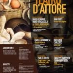 locandina 2014 TEATRO D'ATTORE GIALLO