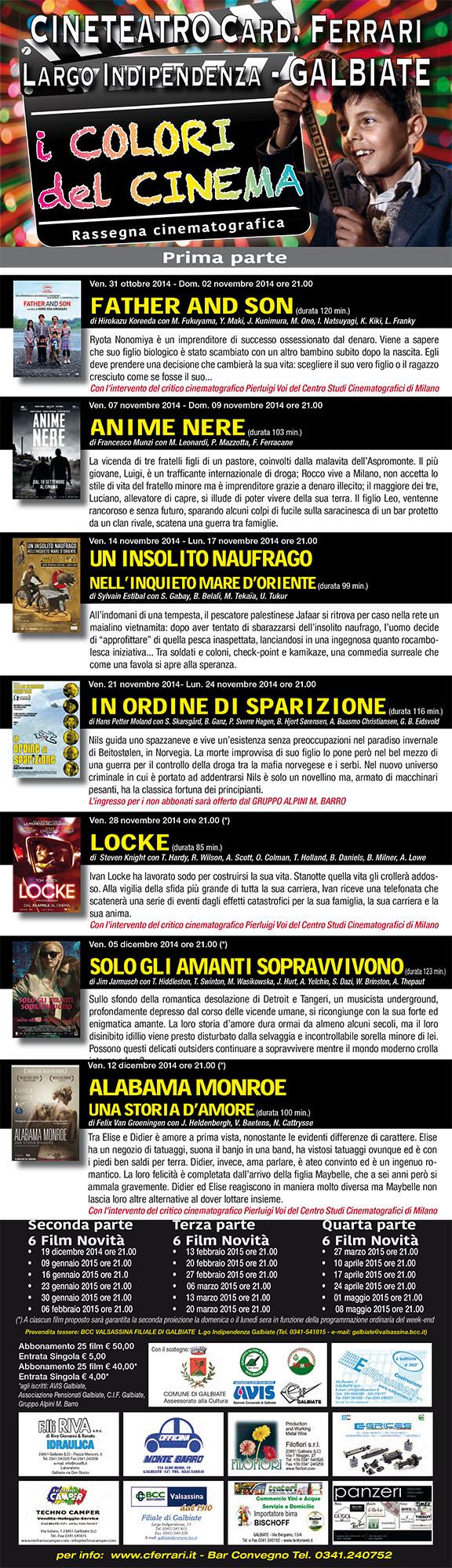 locandina CINE2014.indd