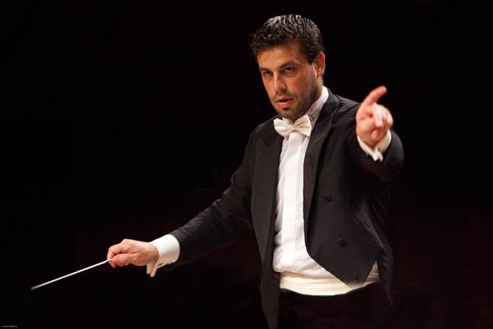 Il Maestro Jader Bignamini