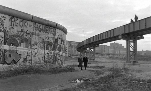 """da """"Il cielo sopra Berlino"""", Wim Wenders"""
