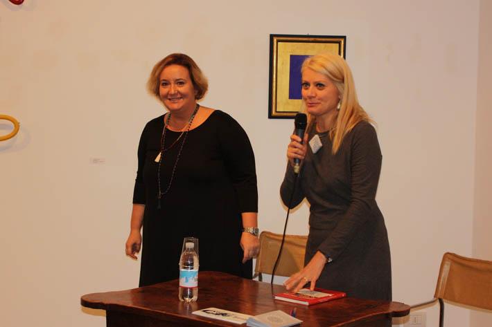 MariaGiovanna Luini e Sabina Melesi