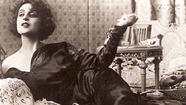 Pina Menichelli, volto del Cinema Muto italiano
