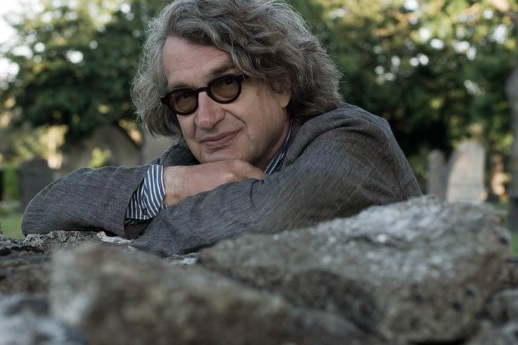 Wim Wenders, 2009 @Donata Wenders