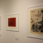 La commune di Luce, La guerre di Rousseau e La barricade di Manet