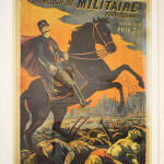 Maximilien Luce Psychologie du militaire professionnel (Psicologia del militare professionista), 1893 Collezione privata, Parigi