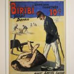 Maximilien Luce, Biribi, ca. 1896, manifesto
