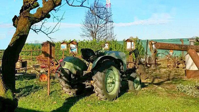 Museo degli attrezzi agricoli