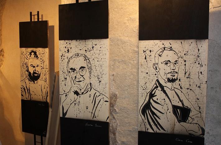Mostra di opere di Jacopo Ghislanzoni