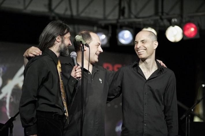 Balkan Bop Trio