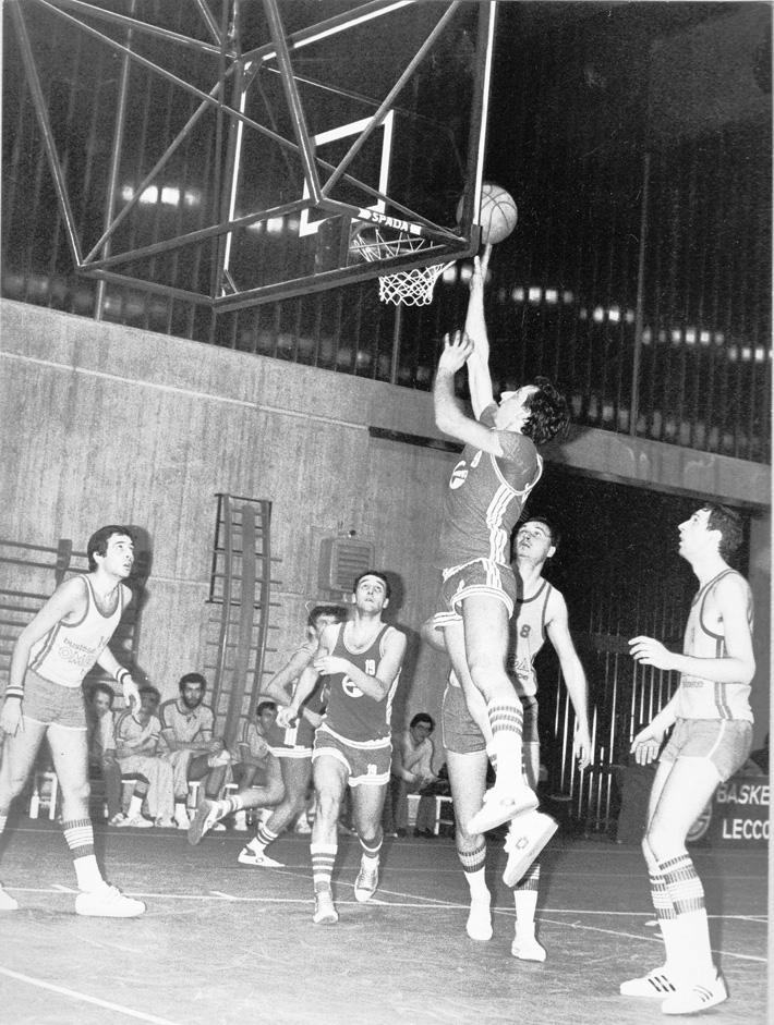 basket coni 17