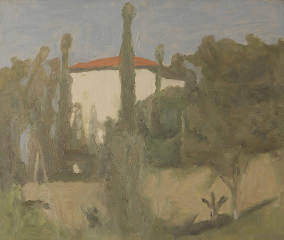 Morandi, Paesaggio