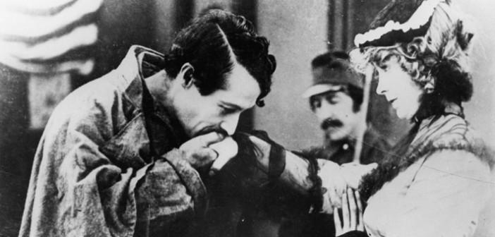 D.W. Griffiths 'Die Geburt einer Nation' - D.W. Griffith's 'The Birth of a Nation' -