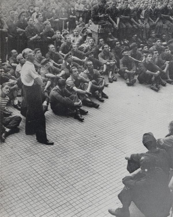 Sciopero degli operai della Breda, '44