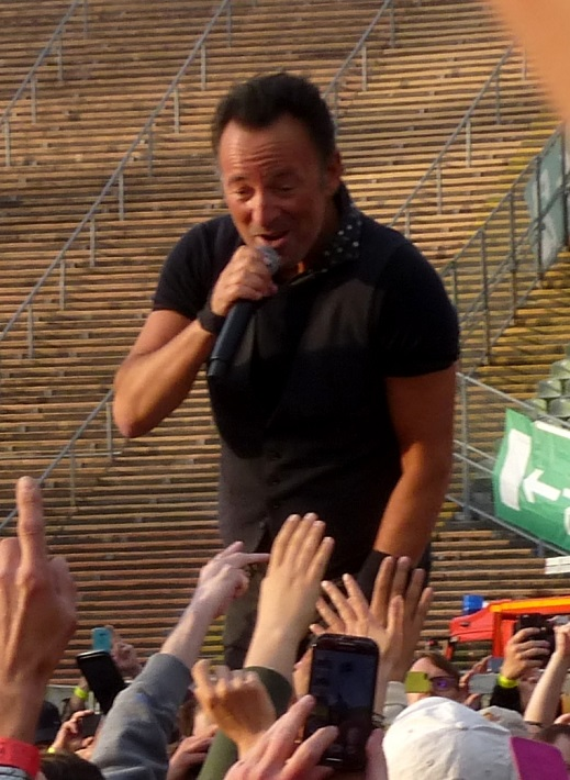Springsteen a Monaco di Baviera @ Matteo Manente