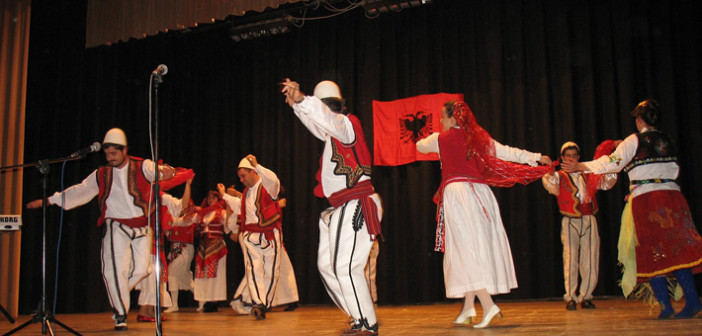 danze albanesi