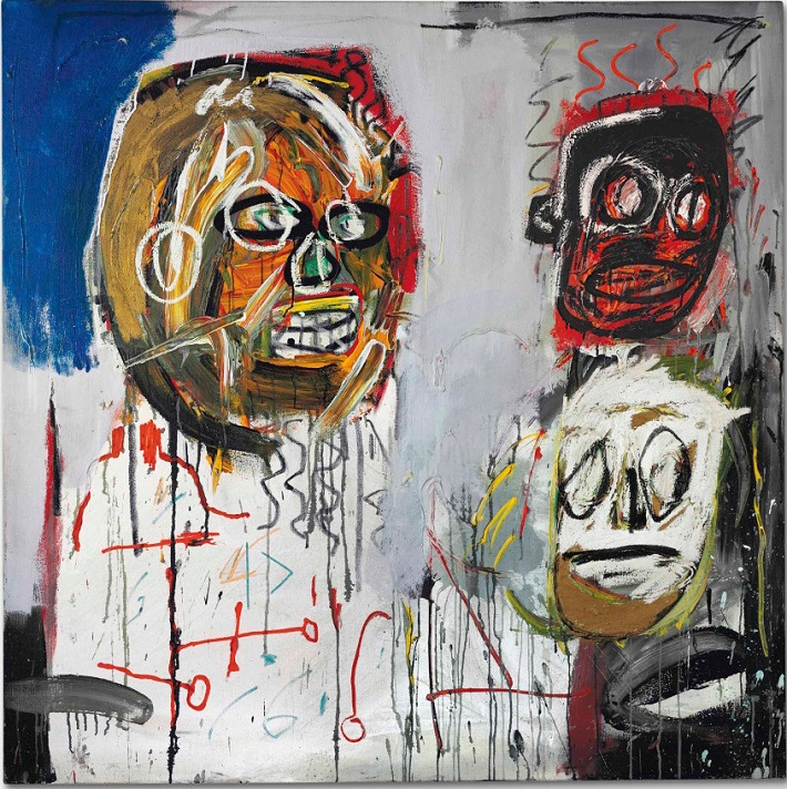 Basquiat, Three delegates