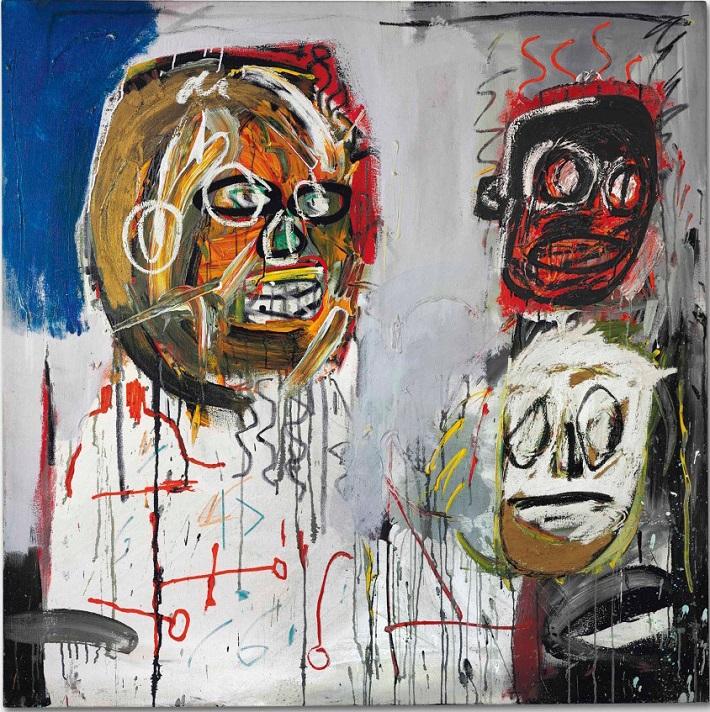 Basquiat, Three delegates
