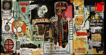 Conoscere uno dei più importanti writers americani<br /> Con il Consorzio Villa Greppi la visita guidata alla mostra su Basquiat