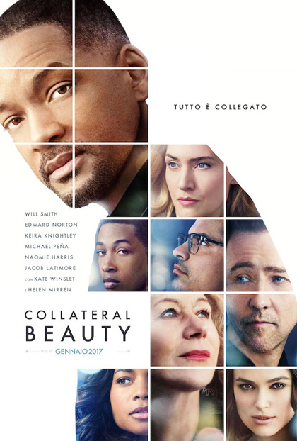 collateral beauty locandina