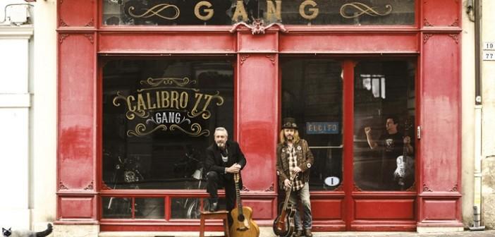 """RADIO FLÂNEUR: """"Calibro 77″ dei Gang <br /> Gli anni '70 rivisitati in chiave rock dalla banda dei fratelli Severini"""