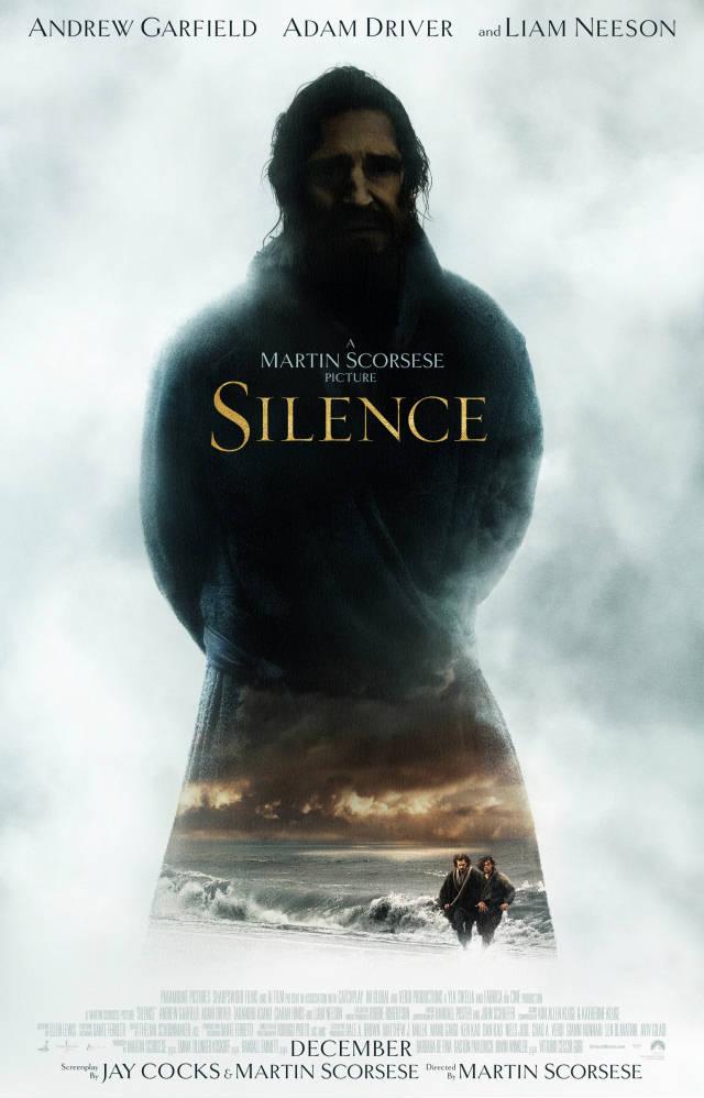 silence locandina