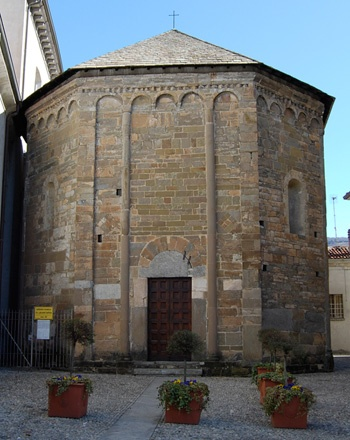 battistero oggiono