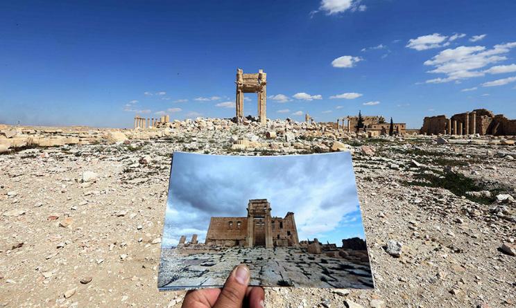 Palmira, Foto @ Joseph Eid