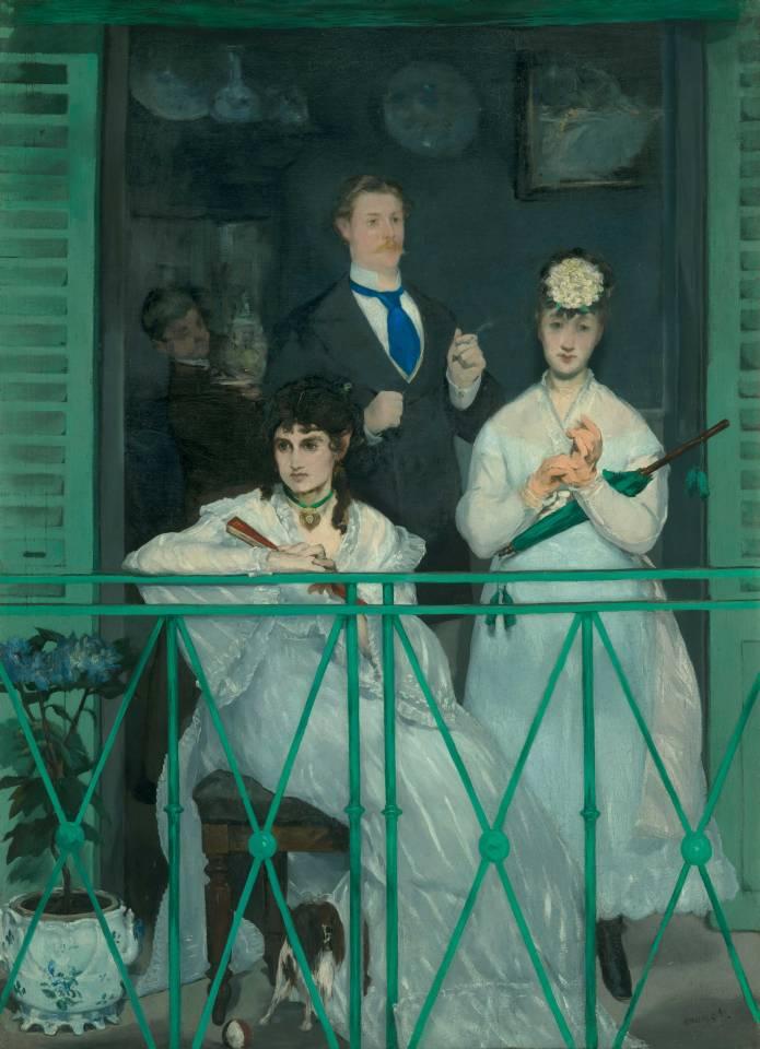 Il balcone (1868-1869)