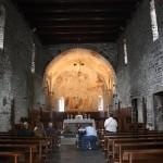 piona interno chiesa