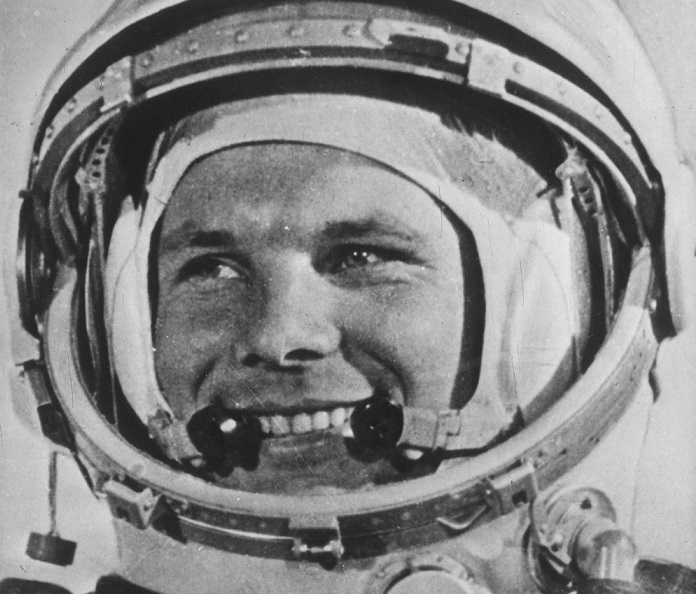 Gagarin's Helmet