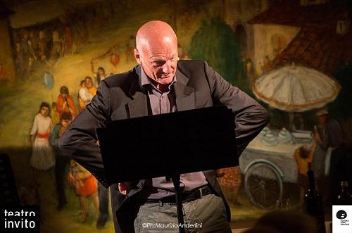 Luca Radaelli - Photo @ Maurizio Anderlini per Teatro Invito