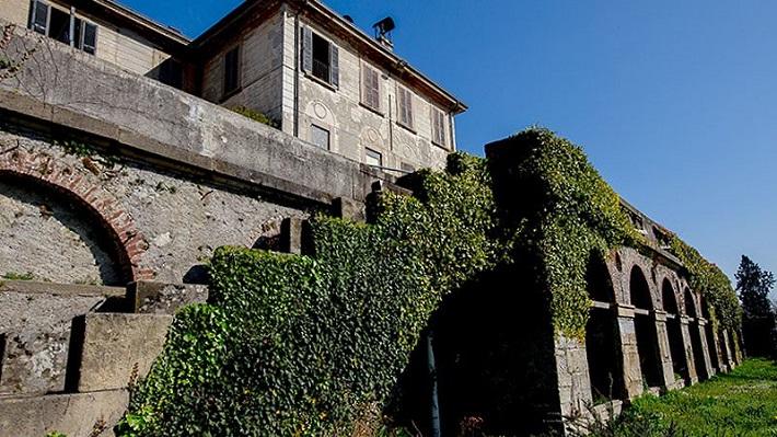 Great un progetto per il recupero del giardino allitaliana for Ville in campagna progetti