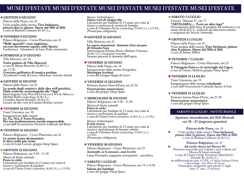 Brochure Musei dEstate 2017 def