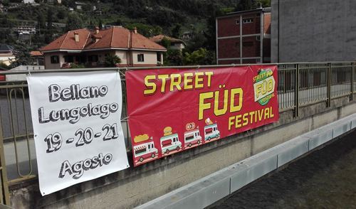 street fud bellano