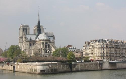 Notre Dame @ Il flaneur
