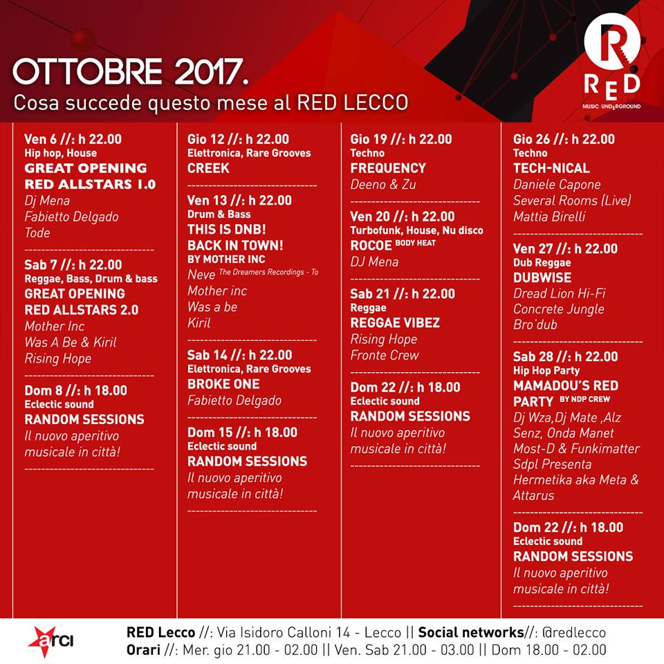 programma red