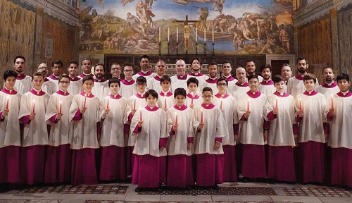 cappella pontificia