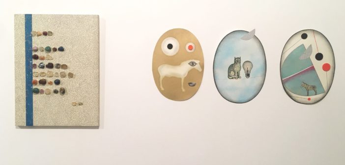 "Un dialogo a distanza tra Jiří Kolář e Alberto Casiraghy.<br>Alla Galleria Melesi di Lecco la mostra ""Assonanze allo specchio"""