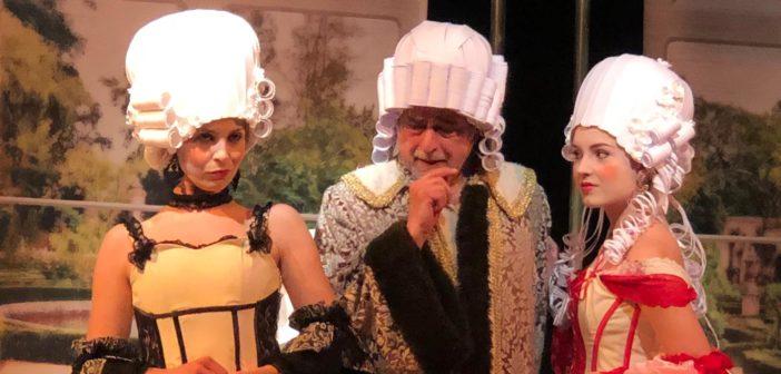 """Nella Francia del 700 con """"Bon Mariage"""" di Teatro Impiria di Verona, ultimo spettacolo in gara al """"Festival Nazionale di Teatro – Città di Merate"""""""