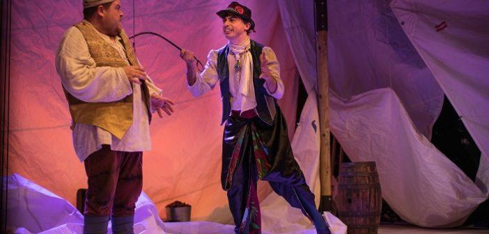 """Spazio Teatro Invito di Lecco:<br>in scena """"La Commedia degli errori"""" di Shakespeare targata La Filostoccola"""