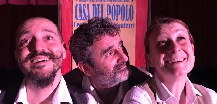 """Dal viaggio nella commedia dell'arte targato Gli Equivoci a """"Casa del Popolo"""" di Teatro dell'Argine. Gli appuntamenti del weekend con """"I luoghi dell'Adda"""""""