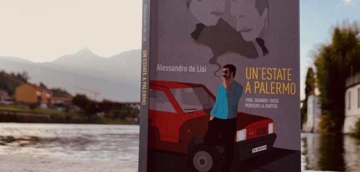 """""""Un'estate a Palermo"""" di Alessandro de Lisi: con il Consorzio Villa Greppi la presentazione del libro in anteprima nazionale. Appuntamento online"""