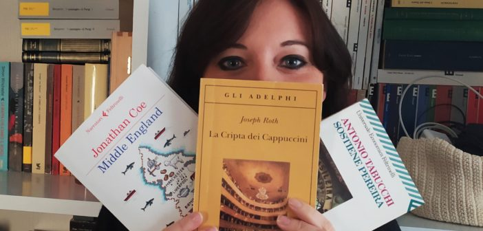 #FlânerieLetteraria – Tre consigli letterari (di Valentina Sala)