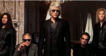 """RADIO FLÂNEUR – """"2020"""" dei Bon Jovi.<br>La band del New Jersey torna in pista fra rock e impegno sociale"""